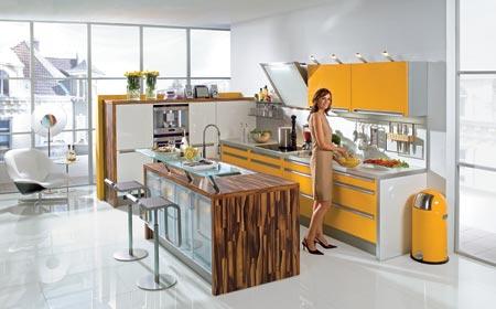 Uitverkoop keukens showroom